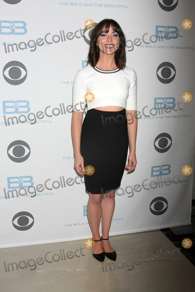 Ashleigh Brewer Photo - LOS ANGELES - JAN 14  Ashleigh Brewer at the Dedication of CBS Stage 31 as Bradley P Bell Stage and Bold and Beautiful Celebrates 7000th Show at a CBS Television City on January 14 2015 in Los Angeles CA