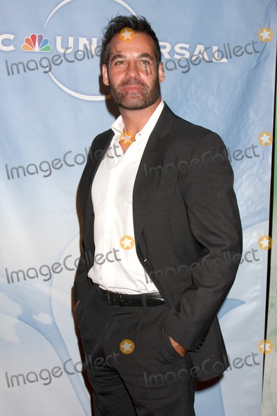 Adrian Pasdar Photo - Adrian Pasdar arriving at the NBC TCA Party at The Langham Huntington Hotel  Spa in Pasadena CA  on August 5 2009