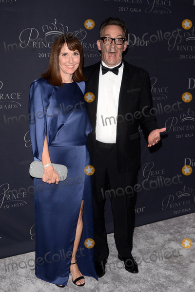 Tom Kenny Photo - LOS ANGELES - OCT 25  Jill Talley Tom Kenny at the 2017 Princess Grace Awards Gala at the Beverly Hilton Hotel on October 25 2017 in Beverly Hills CA