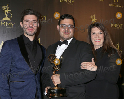 Andrew Gregory Photo - LOS ANGELES - APR 29  Kristos Andrews Gregori J Martin Wendy Riche at the 45th Daytime Emmy Awards at the Pasadena Civic Auditorium on April 29 2018 in Pasadena CA