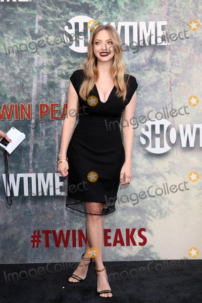 Amanda Seyfried Photo - LOS ANGELES - MAY 19  Amanda Seyfried at the Twin Peaks Premiere Screening at The Theater at Ace Hotel on May 19 2017 in Los Angeles CA