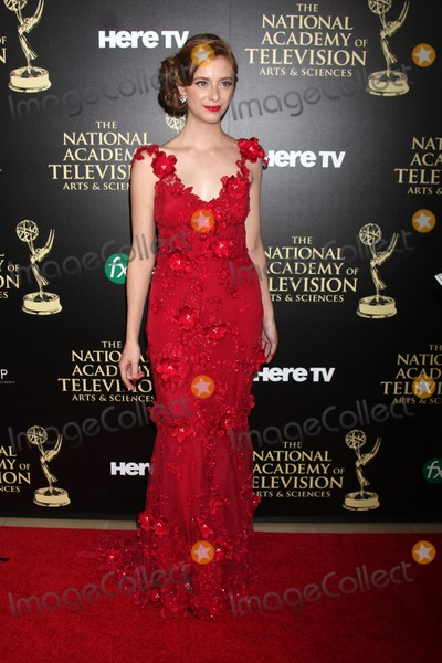 Ashlyn Pearce Photo - LOS ANGELES - JUN 22  Ashlyn Pearce at the 2014 Daytime Emmy Awards Arrivals at the Beverly Hilton Hotel on June 22 2014 in Beverly Hills CA