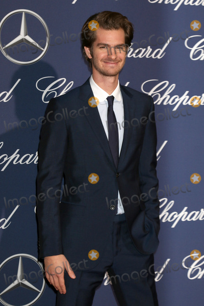 Andrew Garfield Photo - PALM SPRINGS - JAN 2  Andrew Garfield at the Palm Springs International FIlm Festival Gala at Palm Springs Convention Center on January 2 2017 in Palm Springs CA