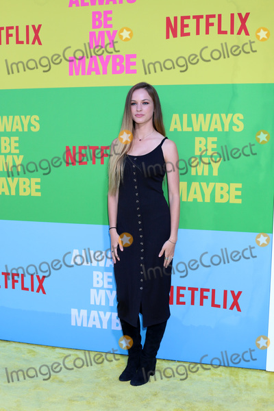 Alexis Knapp Photo - LOS ANGELES - MAY 22  Alexis Knapp at the Always Be My Maybe Premiere at the Village Theater on May 22 2019 in Westwood CA