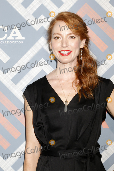 Alicia Witt Photo - LOS ANGELES - AUG 8  Alicia Witt at the FOX TCA Summer 2017 Party at the Soho House on August 8 2017 in West Hollywood CA