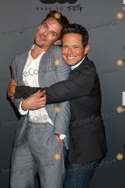 Riley Smith Photo - LOS ANGELES - AUG 4  Riley Smith Scott Wolf at the  CW Summer TCA All-Star Party at the Beverly Hilton Hotel on August 4 2019 in Beverly Hills CA