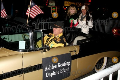 Ashley Keating Photo - LOS ANGELES - NOV 28  Ashley Keating Daphne Blunt arrives at the 2010 Hollywood Christmas Parade at Hollywood Boulevard on November 28 2010 in Los Angeles CA