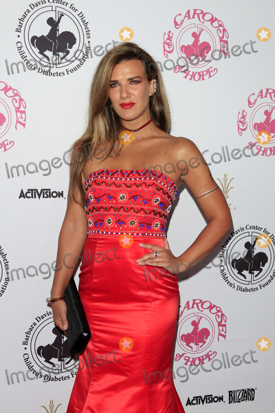 Natalie Burn Photo - LOS ANGELES - OCT 8  Natalie Burn at the 2016 Carousel Of Hope Ball at the Beverly Hilton Hotel on October 8 2016 in Beverly Hills CA