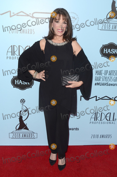 Kate Linder Photo - LOS ANGELES - FEB 24  Kate Linder at the 2018 Make-Up Artists and Hair Stylists Awards at the Novo Theater on February 24 2018 in Los Angeles CA