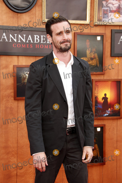 JAMES RANSON Photo - LOS ANGELES - JUN 20  James Ransone at the Annabelle Comes Home Premiere at the Village Theater on June 20 2019 in Westwood CA