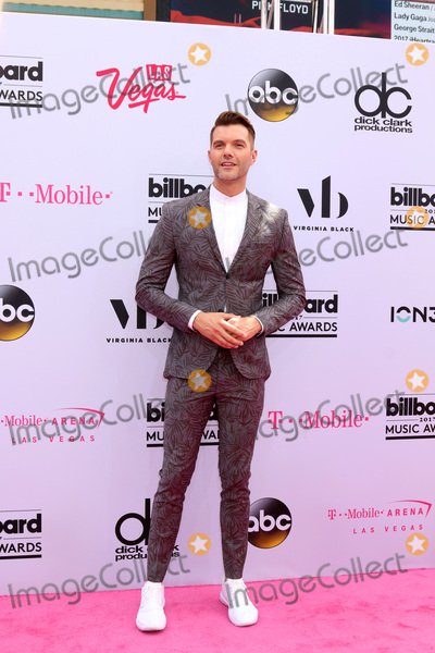 AJ Gibson Photo - LAS VEGAS - MAY 21  AJ Gibson at the 2017 Billboard Music Awards - Arrivals at the T-Mobile Arena on May 21 2017 in Las Vegas NV