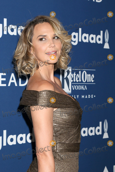 ARIELE KEBBEL Photo - LOS ANGELES - APR 12  Arielle Kebbel at GLAAD Media Awards Los Angeles at Beverly Hilton Hotel on April 12 2018 in Beverly Hills CA