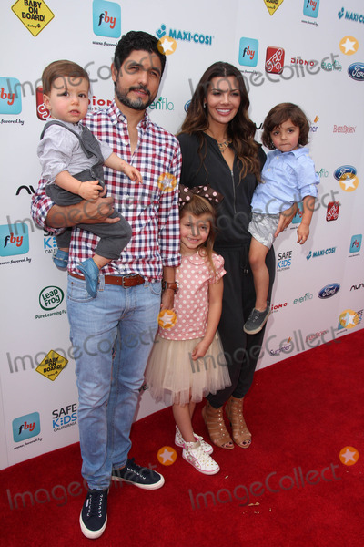 Alejandro Monteverde Photo - LOS ANGELES - SEP 28  Alejandro Gomez Monteverde Ali Landry Valentin Francesco Monteverde Estela Ines Monteverde Marcelo Alejandro Monteverde at the 3rd Annual Red CARpet Safety at Skirball Center on September 28 2014 in Los Angeles CA