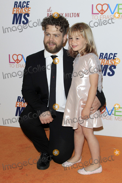 Jack  Osbourne Photo - LOS ANGELES - APR 20  Jack Osbourne Pearl Osbourne at the 25th Annual Race To Erase MS Gala on the Beverly Hilton Hotel on April 20 2018 in Beverly Hills CA