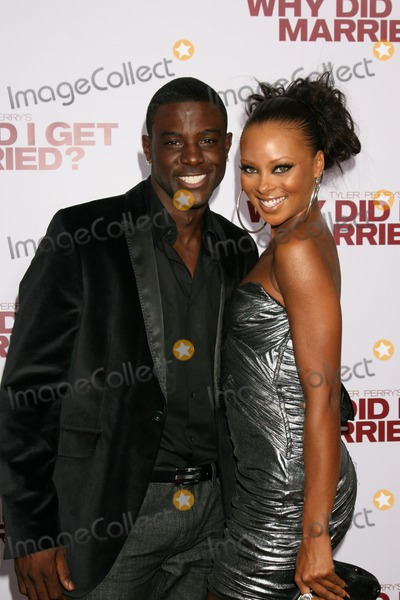 Lance Gross Photo - Lance Gross  Eva PigfordWhy Did I Get Married - LA PremiereCinerama Dome at the ArcLight TheatersLos Angeles  CAOctober 4 2007