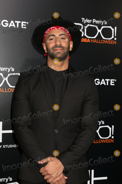 Yousef Erakat Photo - LOS ANGELES - OCT 17  Yousef Erakat at the Tyler Perrys BOO A Madea Halloween Premiere at the ArcLight Hollywood on October 17 2016 in Los Angeles CA