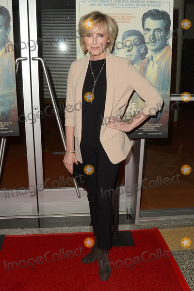 Annica Liljeblad Photo - LOS ANGELES - MAR 2  Annica Liljeblad at the The Burnt Orange Heresy Special Screening at the Linwood Dunn Theater on March 2 2020 in Los Angeles CA