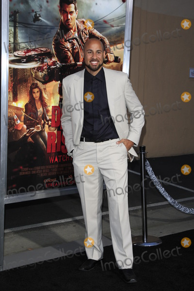 Kim Novak Photo - LOS ANGELES - MAR 11  Hank Baskett at the Dead Rising Watchtower World Premiere at the Kim Novak Theater Sony Studios on March 11 2015 in Culver City CA