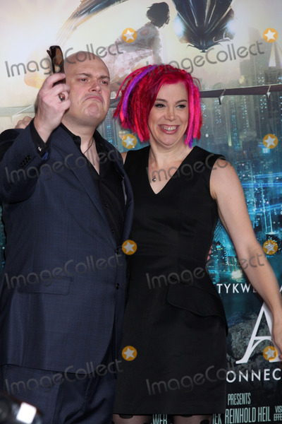Andy Wachowski Photo - LOS ANGELES - OCT 24  Andy Wachowski Lana Wachowski arrives at the Cloud Atlas  Los Angeles Premiere  at Graumans Chinese Theater on October 24 2012 in Los Angeles CA