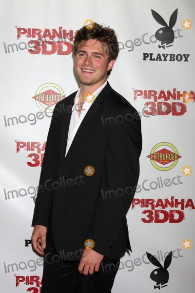 Paul James Photo - LOS ANGELES - MAY 29  Paul James Jordan arrives at the Piranha 3DD Premiere at Mann Chinese 6 Theaters on May 29 2012 in Los Angeles CA