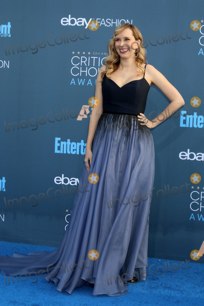 Allison Schroeder Photo - LOS ANGELES - DEC 11  Allison Schroeder at the 22nd Annual Critics Choice Awards at Barker Hanger on December 11 2016 in Santa Monica CA