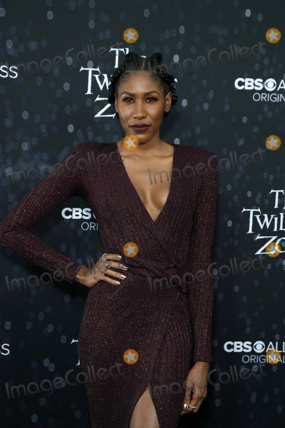 Diarra Kilpatrick Photo - LOS ANGELES - MAR 26  Diarra Kilpatrick at The Twilight Zone Premiere at the Harmony Gold Theater on March 26 2019 in Los Angeles CA