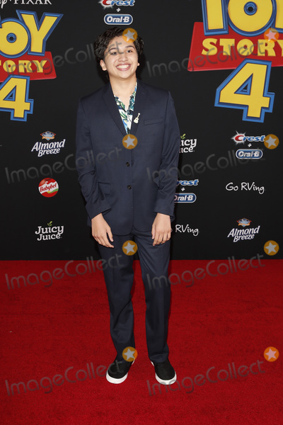 Anthony Gonzalez Photo - LOS ANGELES - JUN 11  Anthony Gonzalez at the Toy Story 4 Premiere at the El Capitan Theater on June 11 2019 in Los Angeles CA