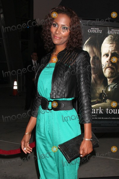 Nayo Wallace Photo - LOS ANGELES - AUG 14  Nayo Wallace at the Dark Tourist LA Premiere  at the ArcLight Hollywood Theaters on August 14 2013 in Los Angeles CA