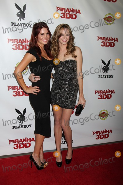 Willa Ford Photo - LOS ANGELES - MAY 29  Willa Ford Danielle Panabaker arrives at the Piranha 3DD Premiere at Mann Chinese 6 Theaters on May 29 2012 in Los Angeles CA