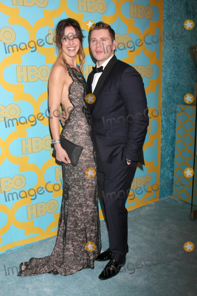Allen Leech Photo - LOS ANGELES - JAN 11  Charlie Webster Allen Leech at the HBO Post Golden Globes Party at a Beverly Hilton on January 11 2015 in Beverly Hills CA