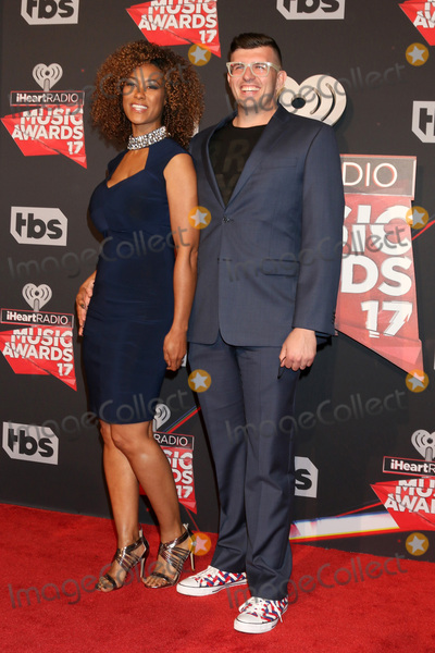 Abbi Crutchfield Photo - LOS ANGELES - MAR 5  Abbi Crutchfield husband at the 2017 iHeart Music Awards at Forum on March 5 2017 in Los Angeles CA