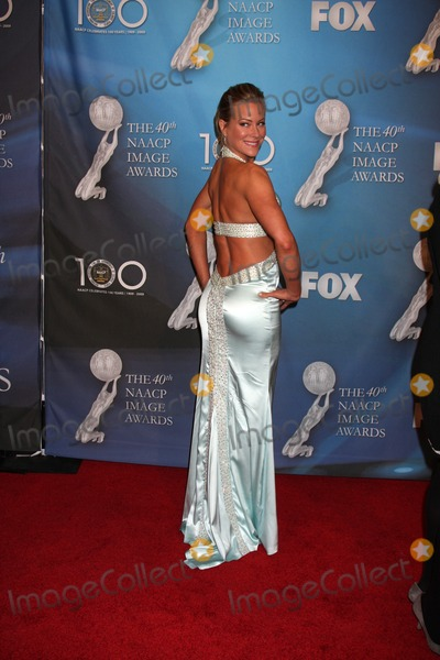 Brittany Daniel Photo - Brittany Daniel  arriving  at the 40th Annual NAACP Image Awards  at the Shrine Auditorium in Los Angeles CA on February 12 2009