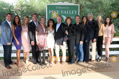 Michael E Knight Photo - LOS ANGELES - JAN 5  Mark Steines Eva LaRue Debbie Matenopoulos Peter Bergman Taylor Miller Susan Lucci Robert Nixon Eden Riegel Kathleen Noone Laurence Lau Kim Delaney Michael E Knight Jill Larson at the All My Children Reunion on Home and Family Show at Universal Studios on January 5 2017 in Los Angeles CA
