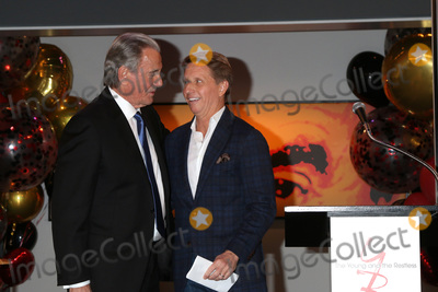 Bradley Bell Photo - LOS ANGELES - FEB 7  Eric Braeden and Bradley Bell at the Eric Braeden 40th Anniversary Celebration on The Young and The Restless at the Television City on February 7 2020 in Los Angeles CA