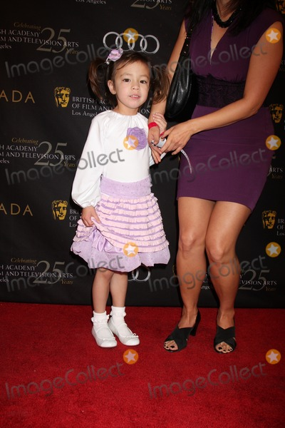 Aubrey Anderson-Emmons Photo - LOS ANGELES - JAN 14  Aubrey Anderson Emmons and mother arrives at  the BAFTA Award Season Tea Party 2012 at Four Seaons Hotel on January 14 2012 in Beverly Hills CA