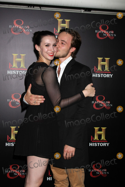 Alix Berg Photo - LOS ANGELES - SEP 22  Alix Berg husband arrives at the HATFIELDS  McCOYS Pre-Emmy Party at SOHO Club on September 22 2012 in West Hollywood CA