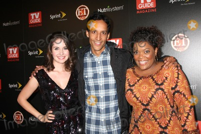 Allison Brie Photo - Allison Brie Danny Pudi Yvette Nicole Brownarriving at the TV Guide Hot List Party 2009SLS HotelLos Angeles  CANovember 10 2009