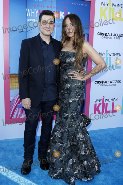 Alex Tyler Photo - LOS ANGELES - AUG 7  Adam Ferrera Alex Tyler at the Why Women Kill Premiere at the Wallis Annenberg Center on August 7 2019 in Beverly Hills CA