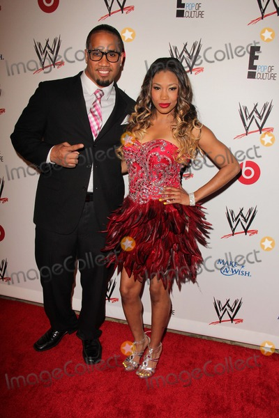 Jey Uso Photo - LOS ANGELES - AUG 15  Jey Uso Cameron at the Superstars for Hope honoring Make-A-Wish at the Beverly Hills Hotel on August 15 2013 in Beverly Hills CA