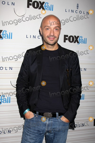 Joe Bastianich Photo - LOS ANGELES - SEP 13  Joe Bastianich arrives at the 2010 FOX Fall Eco-Casino Party at Boa Resturant on September 13 2010 in W Los Angeles CA