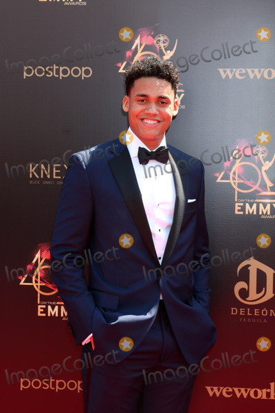 Adain Bradley Photo - LOS ANGELES - MAY 5  Adain Bradley at the 2019  Daytime Emmy Awards at Pasadena Convention Center on May 5 2019 in Pasadena CA