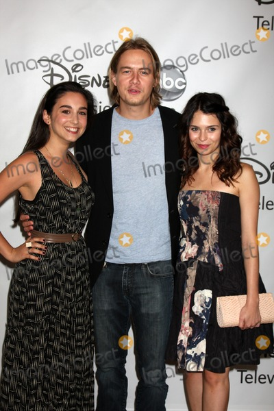 Molly Ephraim Photo - LOS ANGELES - AUG 7  Molly Ephraim Christoph Sanders Alexandra Krosney arriving at the Disney  ABC Television Group 2011 Summer Press Tour Party at Beverly Hilton Hotel on August 7 2011 in Beverly Hills CA