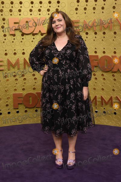 Aidy Bryant Photo - LOS ANGELES - SEP 22  Aidy Bryant at the Primetime Emmy Awards - Arrivals at the Microsoft Theater on September 22 2019 in Los Angeles CA