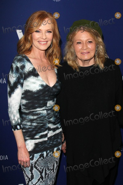 Angie Dickinson Photo - LOS ANGELES - JUN 19  Marg Helgenberger Angie Dickinson at the On The Beat The Evolution of the Crime Drama Heroine at the Paley Center For Media on June 19 2014 in Beverly Hills CA