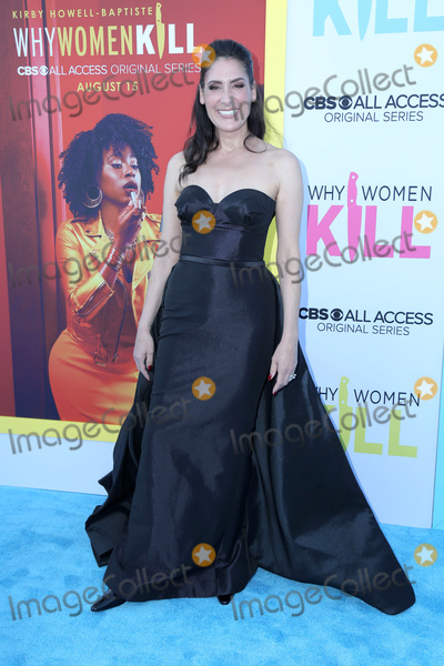 Alicia Coppola Photo - LOS ANGELES - AUG 7  Alicia Coppola at the Why Women Kill Premiere at the Wallis Annenberg Center on August 7 2019 in Beverly Hills CA