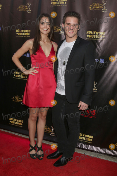 Casey Moss Photo - LOS ANGELES - APR 27  True OBrien Casey Moss at the 2016 Daytime EMMY Awards Nominees Reception at the Hollywood Museum on April 27 2016 in Los Angeles CA