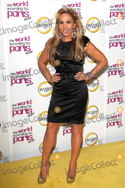 Adrienne Maloof Photo - LOS ANGELES - MAY 17  Adrienne Maloof arriving at the premiere of Oxygens New Docu-Series The World According To Paris  at Tropicana Bar at The Hollywood Roosevelt on May 17 2011 in Los Angeles CA