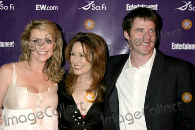 Amanda Tapping Photo - Amanda Tapping Ben Browder and Mary McDonnellEntertainment Weekly  SciFi Comic-Con PartyHotel SolamarSan Diego  CAJuly 28 2007