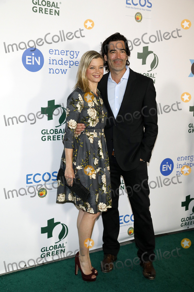 Amy Smart Photo - LOS ANGELES - FEB 28  Amy Smart Carter Oosterhouse at the 15th Annual Global Green Pre-Oscar Gala at the NeueHouse on February 28 2018 in Los Angeles CA