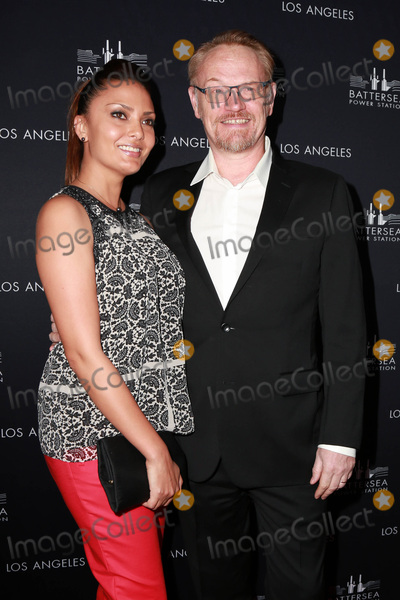 Allegra Riggio Photo - LOS ANGELES - NOV 6  Allegra Riggio Jared Harris at the Battersea Power Station Global Launch Party at the The London on November 6 2014 in West Hollywood CA